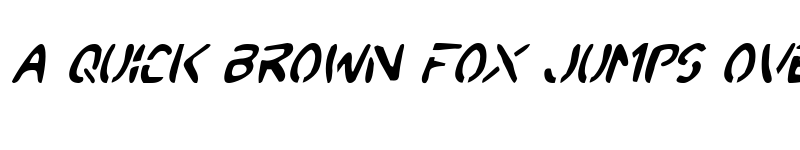 Preview of 2Toon Italic Italic