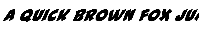 Preview of #44 Font Italic Italic