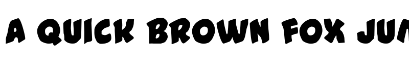 Preview of #44 Font Regular