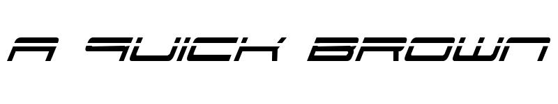 Preview of 911 Porscha Laser Italic Laser Italic