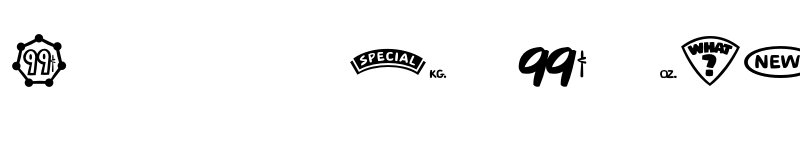 Preview of 99 Special Regular