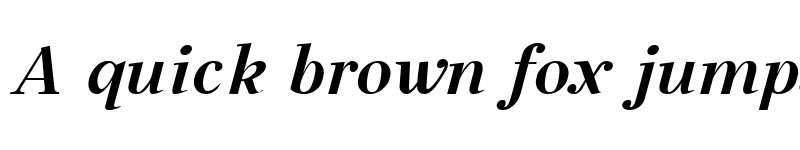 Preview of Aabced Bold Italic
