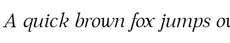 Preview of Aabced Italic