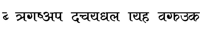 Preview of Aakar Regular