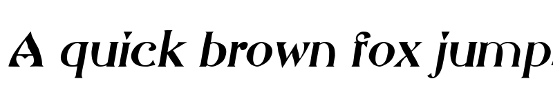 Preview of Abbey Old Style SF Italic