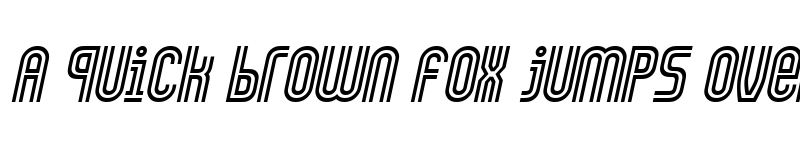 Preview of Arch Italic