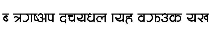 Preview of CV Aakriti Regular