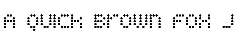 Preview of Display Dots Regular