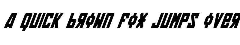 Preview of Soviet Bold Italic Bold Italic