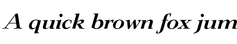 Preview of Wild Wood SF Bold Italic