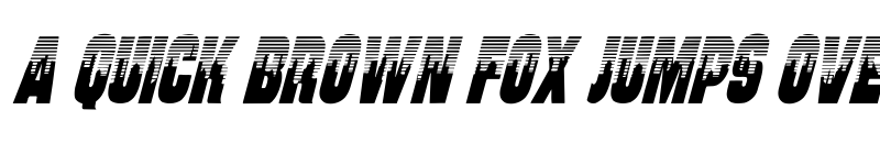 Preview of Will Italic Regular